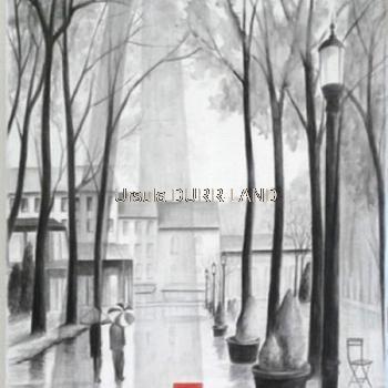 298 La Chaise rouge