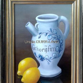 287 Citrons et Carafe